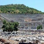 Amphitheater or Stadium at ephesus