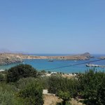From Lindos capture