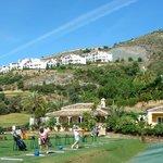 Instalaciones de la Escuela de golf La Quinta