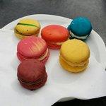Photo de Histoire de Macaron - Pâtisserie Despres