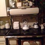 Kitchen (;