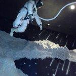astronaut again