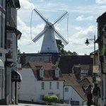 Union Mill from Stone Street, Cranbrook
