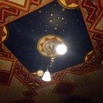 Stunning ceilings