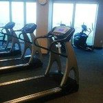 Work out room at Lighthouse Condos