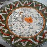 Gnocchetti verdi al gorgonzola
