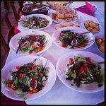 Nostos salad #nostos_restaurant