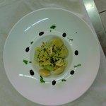 Ravioli kaltsouni #nostos_restaurant
