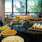 Desserts at our buffet