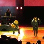Bethel Woods concert near the villa roma
