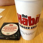 The Habit Cup and Pager