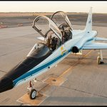 T33 Talon flown by Astronaut Terry Wilcutt and all lunar astronauts