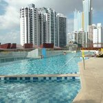 25th floor pool