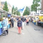 Dappermarkt - 5 minuten vanaf hotel