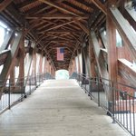 The bridge at Old Salem