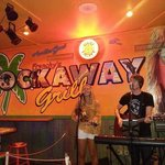 Shane & Emily playing at Frenchie's Rockaway Grill in Clearwater Beach, FL