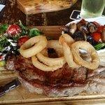 12 oz steak