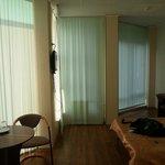 Номер с панорамными окнами