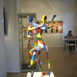Le gallerie d'arte