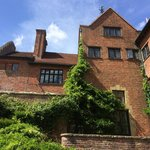 Chartwell in the English old Kentish countryside