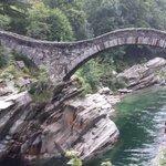 Brücke in Lavertezzo