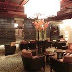 23rd floor lobby