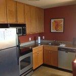 Kitchen in room 309.