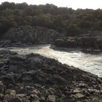 Вид 1 - река Потомак