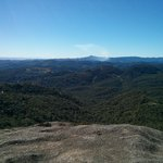 Vista a 2 mil metros de altitude