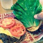 Darn tasty Burger!!!