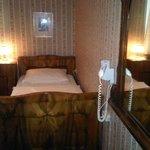 Camera piccola e vecchia
