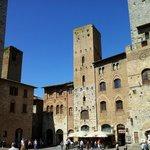 Piazza Duomo una vista
