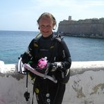 I cant beleive it ive passed my open water divers course!