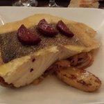 bacalhau (morue): excellent