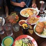 Best food, good drinks! Saturday afternoon in La Jolla