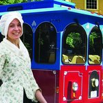 Award-winning guided trolley tour of historic Lexington & Concord