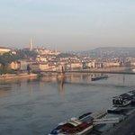 El Danubio desde la habitación