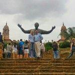 New Mandela statue