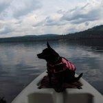 She Really Enjoyed Gold Lake, Too!