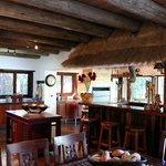 Kitchen/bar area.