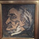 Obra da Exposição Homens e Monstros - Wagner