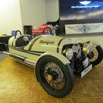 100th Morgan 3 wheeler