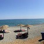 panorama (beach + pool + part of hotel)