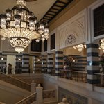 Al Qasr lobby