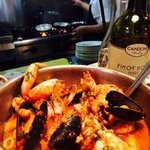 Cioppino for two