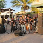 Great live entertainment- Ricci's band
