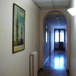Коридоры флорентийского дворца