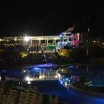 night entertainment/pool