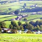 Studfold Caravan and Camping Park in Nidderdale