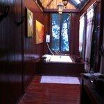 Salle de bain avec vue sur koh phi phi ley!!!
